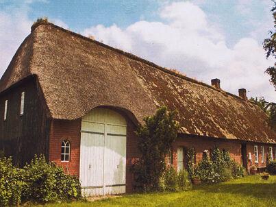 """""""Reetdachhaus Hildebrand"""""""