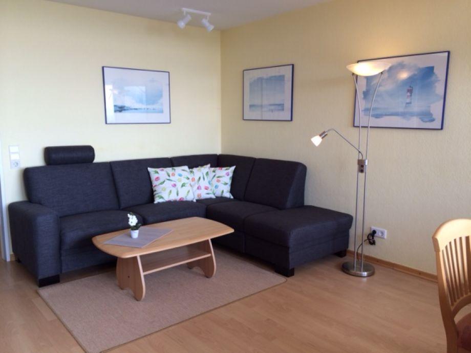 Das neue Sofa lädt zum entspannen ein!