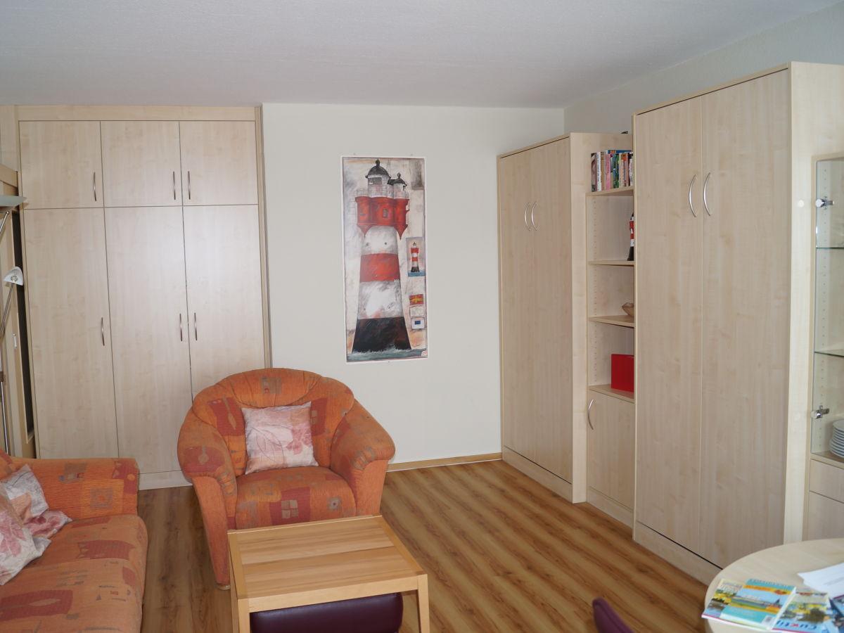 meerblick ferienwohnung roter sand nautic 517 cuxland. Black Bedroom Furniture Sets. Home Design Ideas