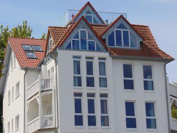"""Ferienwohnung """"Leuchtturmblick"""" in der Villa Joksch"""