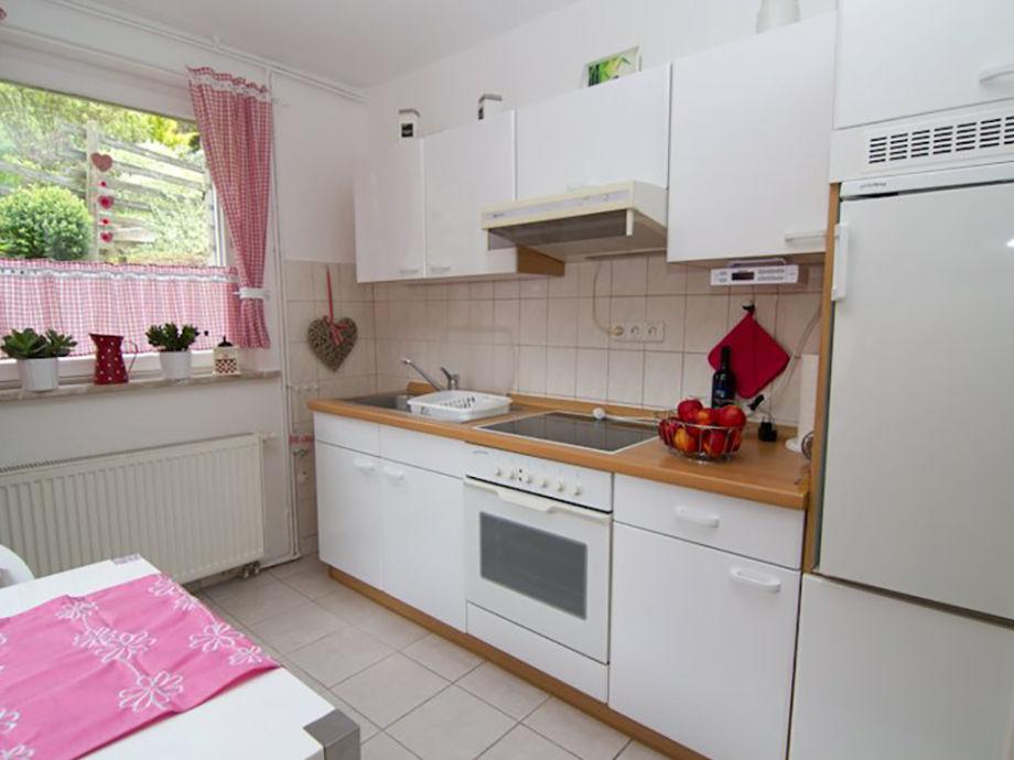 Ferienwohnung am wolfstein niedersachsen harz bad for Bild küche