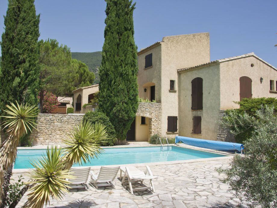 Ferienhaus in Provence, privat pool