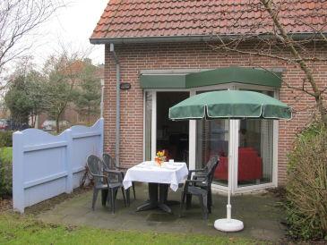 Ferienhaus Doppelhaushälfte in Tossens