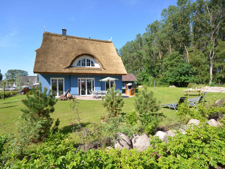 Außenaufnahme Haus Ostseestrand