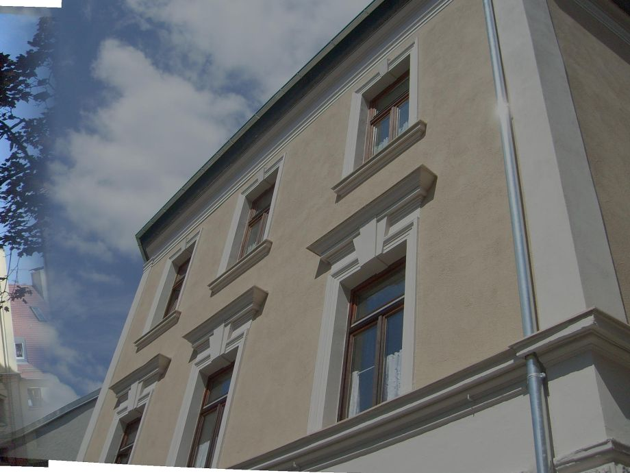 Außenansicht - Ferienwohnung Augsburg