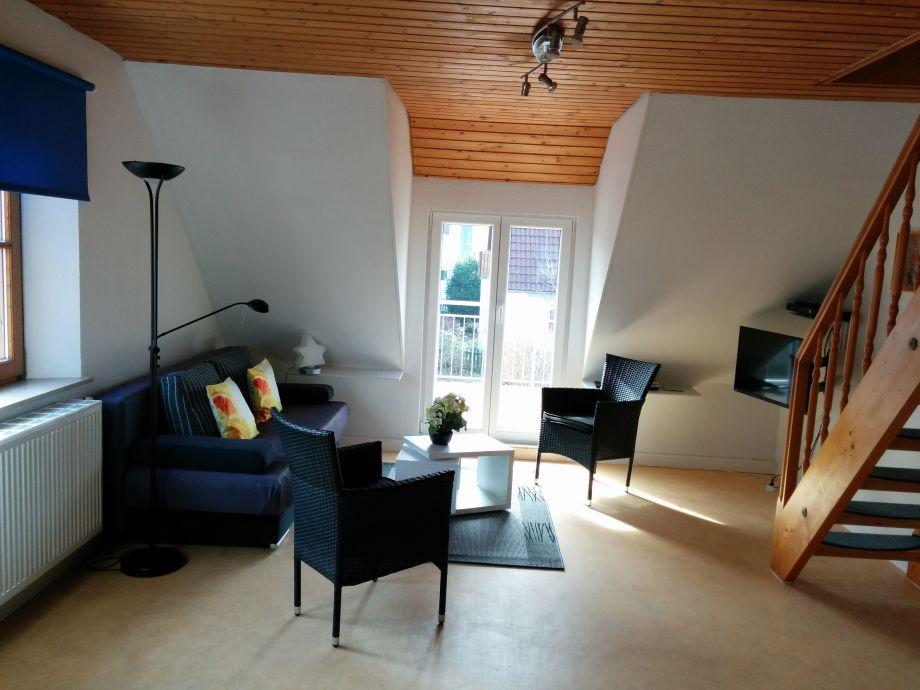 Wohnung Mettnau Wohnzimmer