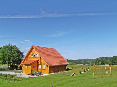 Urlaub im Bayerwaldblockhaus
