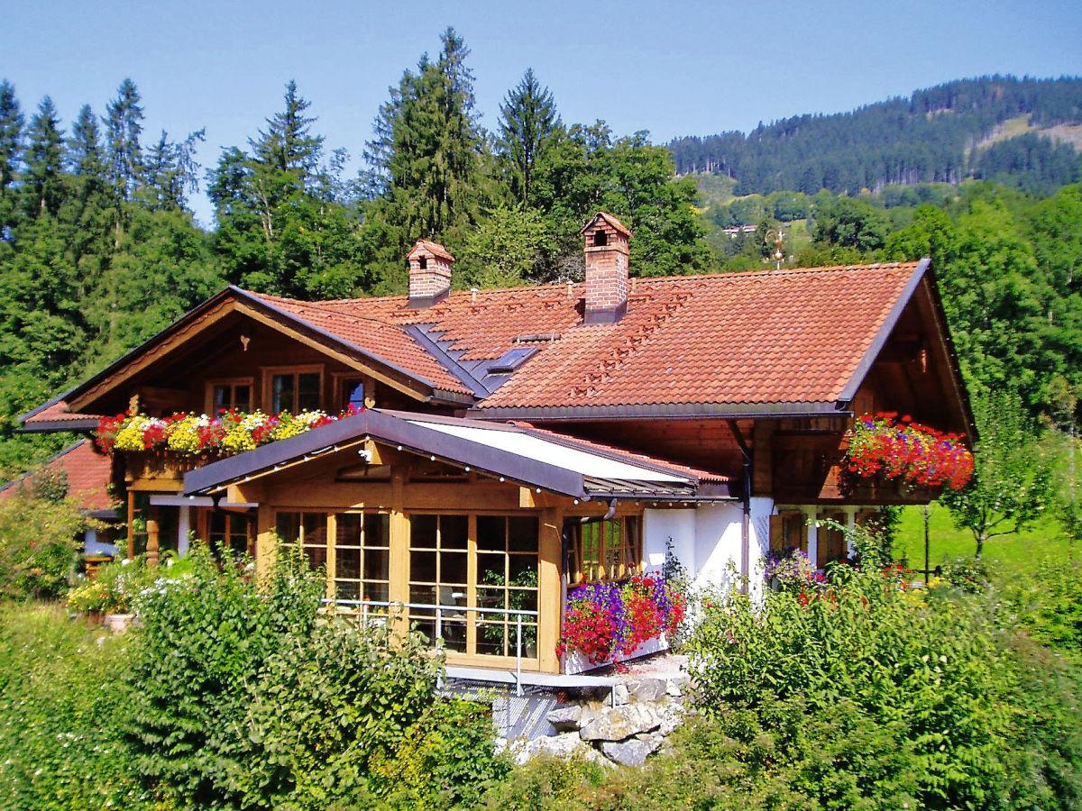 Ferienwohnung Iselerblick Im Landhaus Wankleiten Bayern