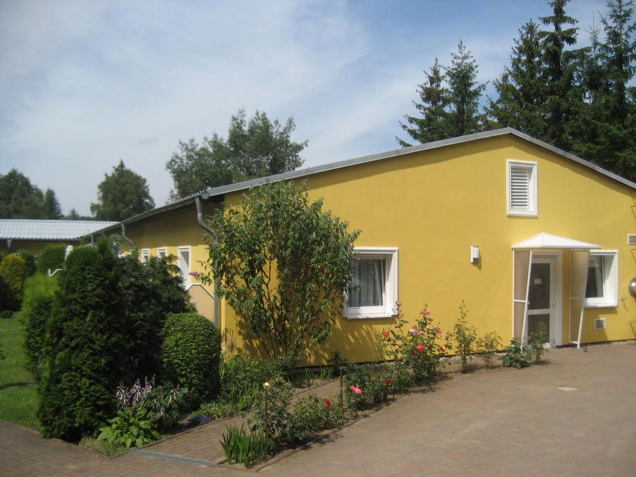 """Ferienwohnung Haus """"Am Wald"""" Studio 04 Seebad Ahlbeck"""