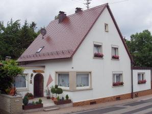 Ferienwohnung Gästehaus Waldesruhe