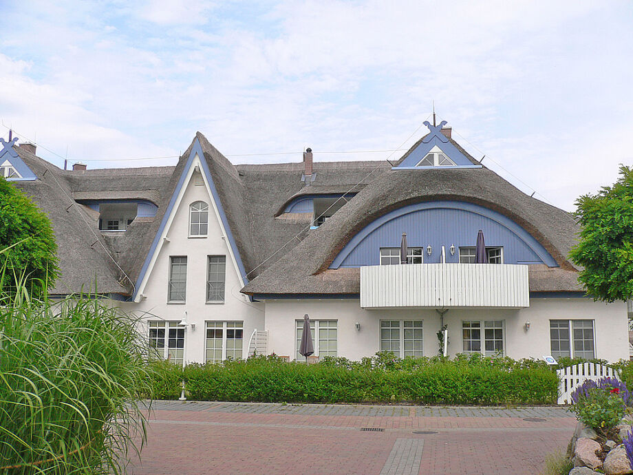 Eines der schönsten Häuser in Zingst