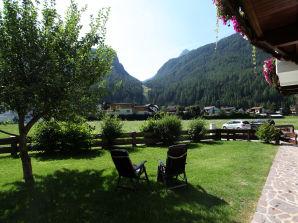 Apartment für 4-5 Personen - Haus Alpenrose
