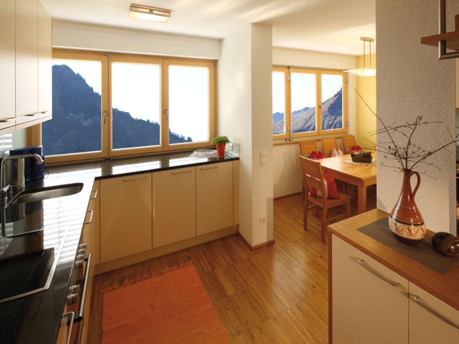 Apartment Damülser-Horn