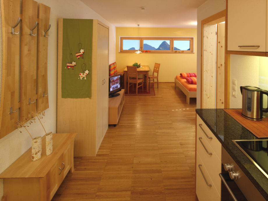 Holiday apartment Zafernblick for 2 people