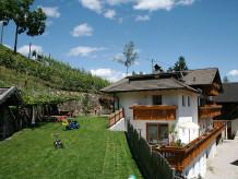 Ferienwohnung Lana im Bauernhof Gruberhof