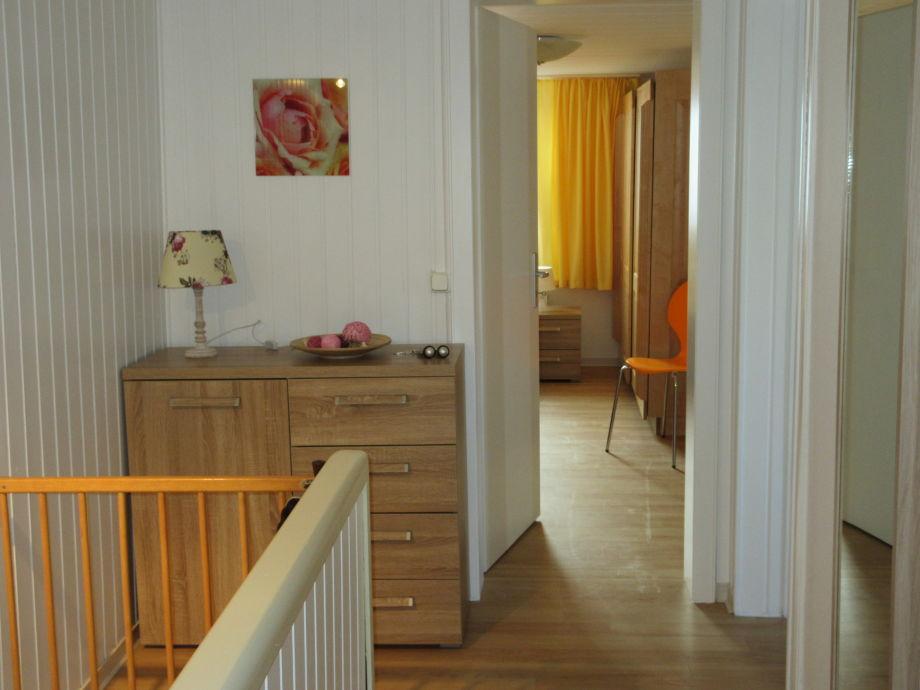 Haus Dornröschen Wohnung Nr.2 Flur