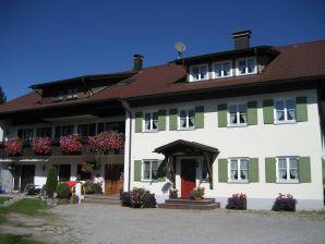 Ferienwohnung Hochgrat - Ferienhof Edmund und Ursula Miller