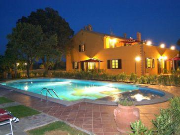 Holiday apartment in the Casa la Macchia