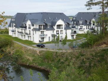 Ferienwohnung Usedom am Balmer See BS 23