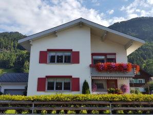 Ferienwohnung Alpenrose im Gästehaus Monika