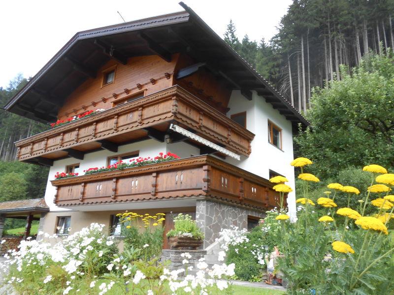 Ferienwohnung Appartement Zillertal Arena
