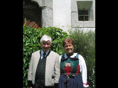 Ihr Gastgeber Martha Innerbichler