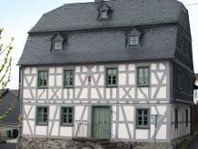 """Ferienhaus Historisches Ferienhaus """"Dreiherrisches Gericht"""""""