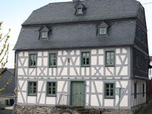 """Holiday house Historisches Ferienhaus """"Dreiherrisches Gericht"""""""
