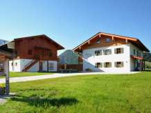 Ferienwohnung Unterberg im Gästehaus Weber am Gasteig