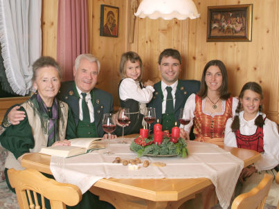 Ihr Gastgeber Alfred und Martina Diesl