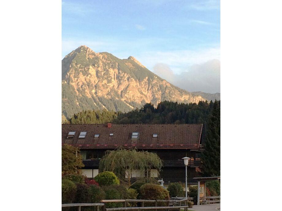 Dachwohnung mit Bergblick für die große Familie