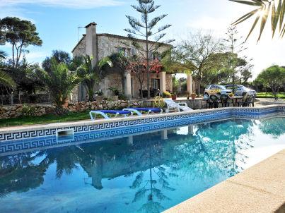 with pool in Porto Cristo ID 2423