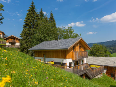 Alpendorf Annaberg Haus 66