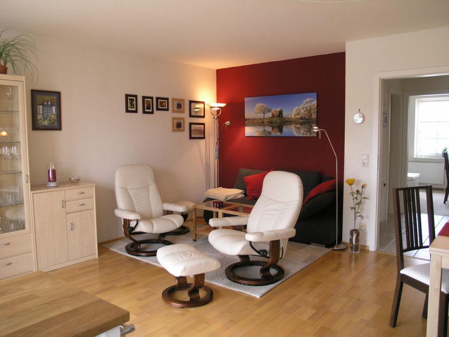 Wohnzimmer mit Stressless-Sesseln
