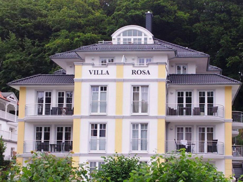 """""""Villa Rosa"""" in der Wilhelmstraße"""