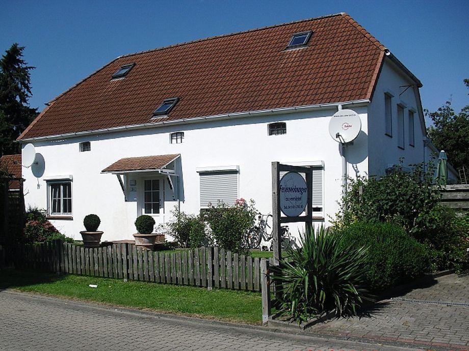 Straßenansicht des Hauses