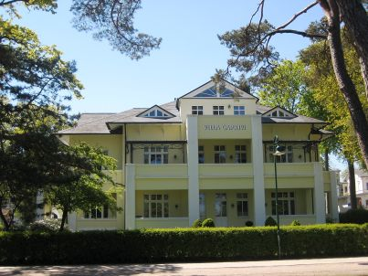 3 Villa Caprivi