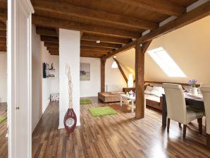Maisonette Ferienwohnung Stadthaus Malchow