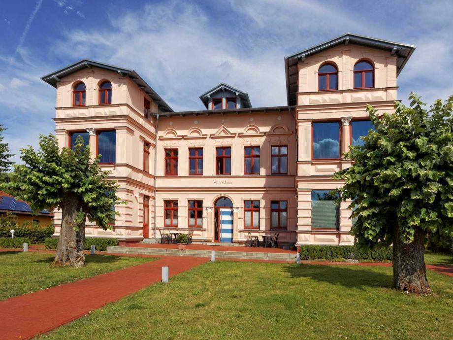 Außenaufnahme 6 in exklusiver Villa Maria in Koserow