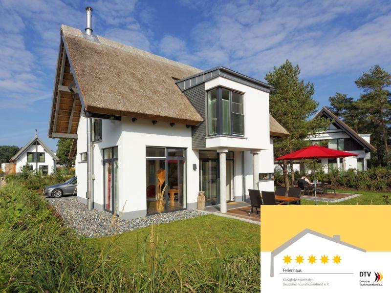 Ferienhaus Kapitänsweg 18 -  Luxusurlaub in Karlshagen
