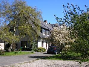 Ferienwohnung Muschelbank auf dem Kiebitzhof