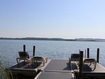 """Ferienwohnung """"ACHT"""" in der Residenz Balmer See"""