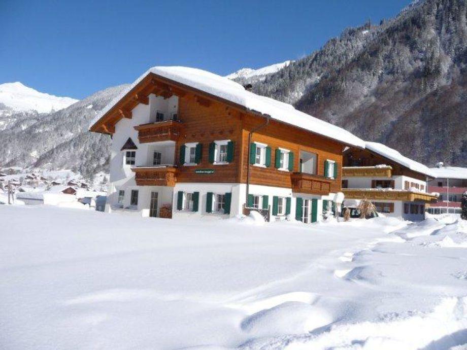 Ferienwohnung Brugger Winter