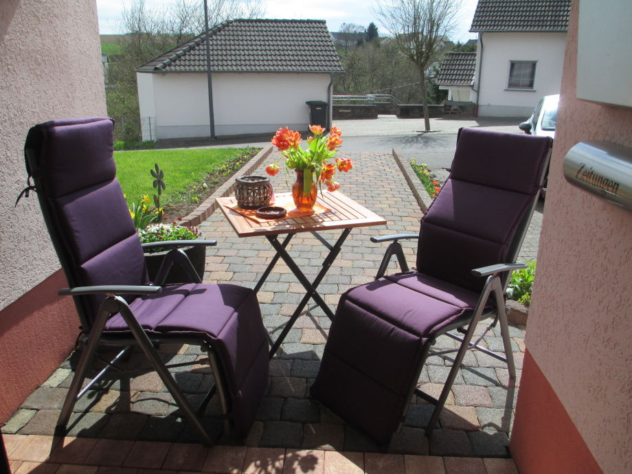 Überdachte-Terrasse