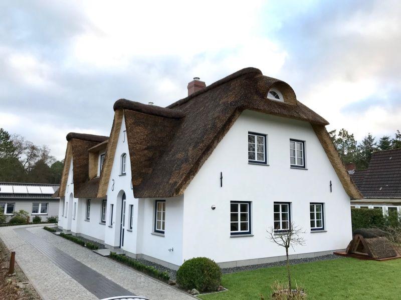 Ferienhaus Doppelhaushälfte im Haus am Wäldchen