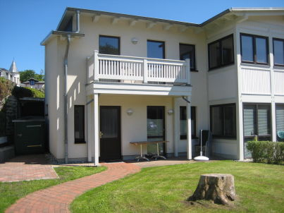 Gartenhaus Villa Sanssouci, WE 2 B  Apartmentvermietung Sass