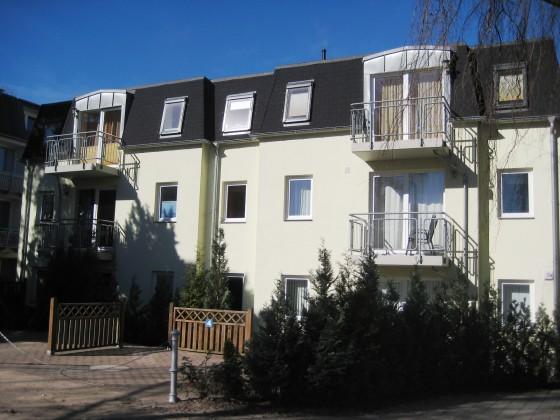 Ferienwohnung 1 Haus Nemo Insel Usedom Heringsdorf