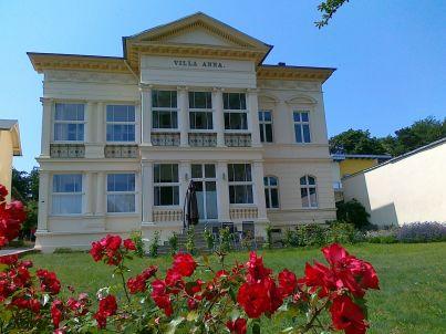 """""""Carpe Diem"""" in der Villa Anna"""