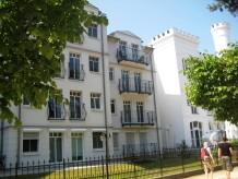 Apartment 111 im Haus Kastell direkt an der Promenade