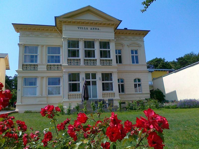 """Ferienwohnung """"Kleine Anna"""" in der Villa Anna"""